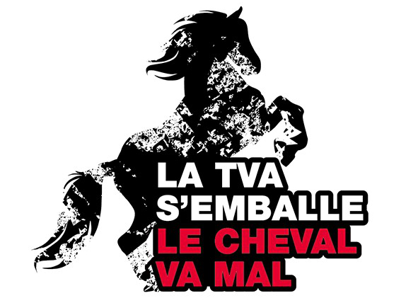 GESCA logo cheval Action TVA